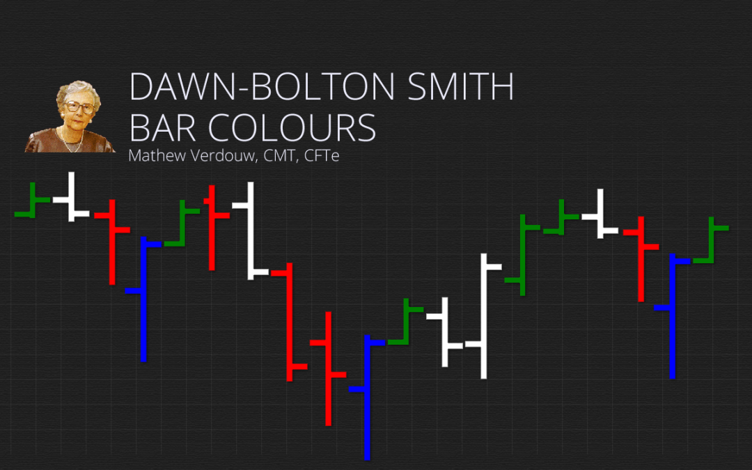Dawn Bolton-Smith Bar Colours
