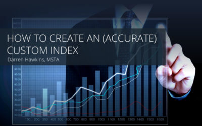 How to Create an (Accurate) Custom Index