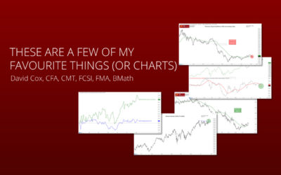 These Are a Few of My Favourite Things (or Charts)