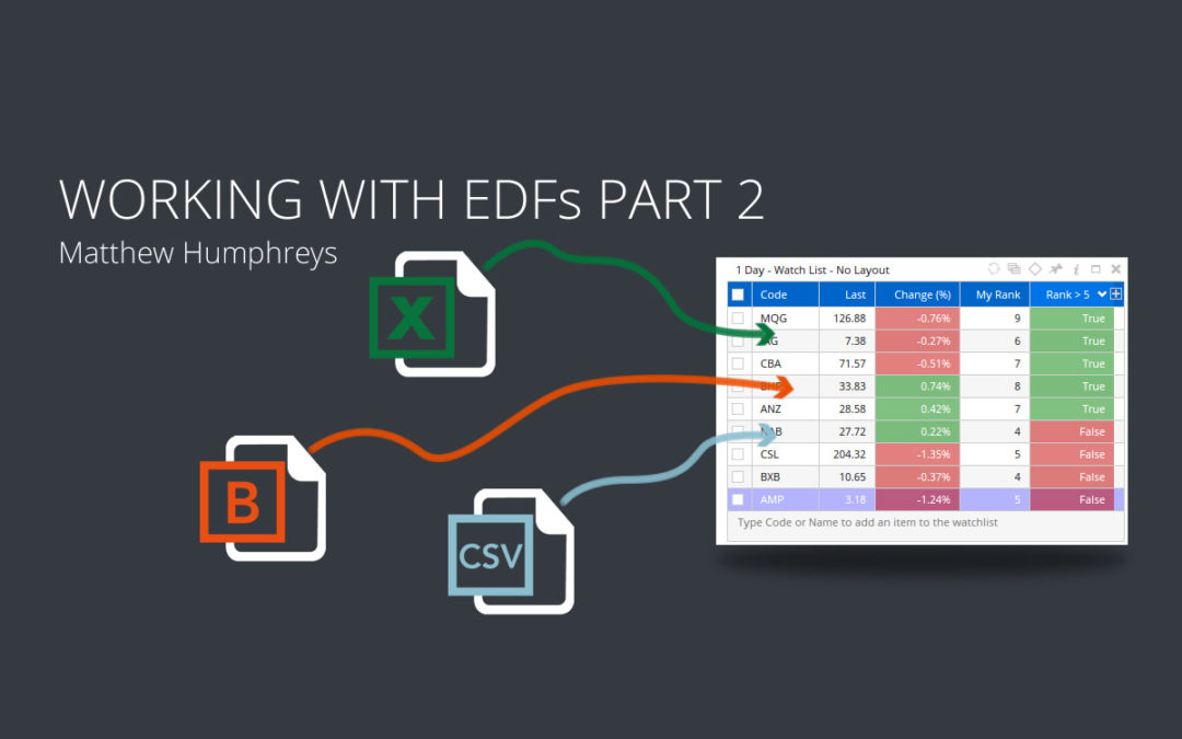 Working with External Data Fields – Part 2