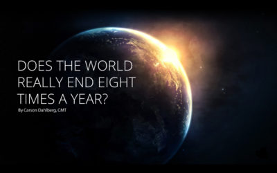 Does The World Really End Eight Times A Year?