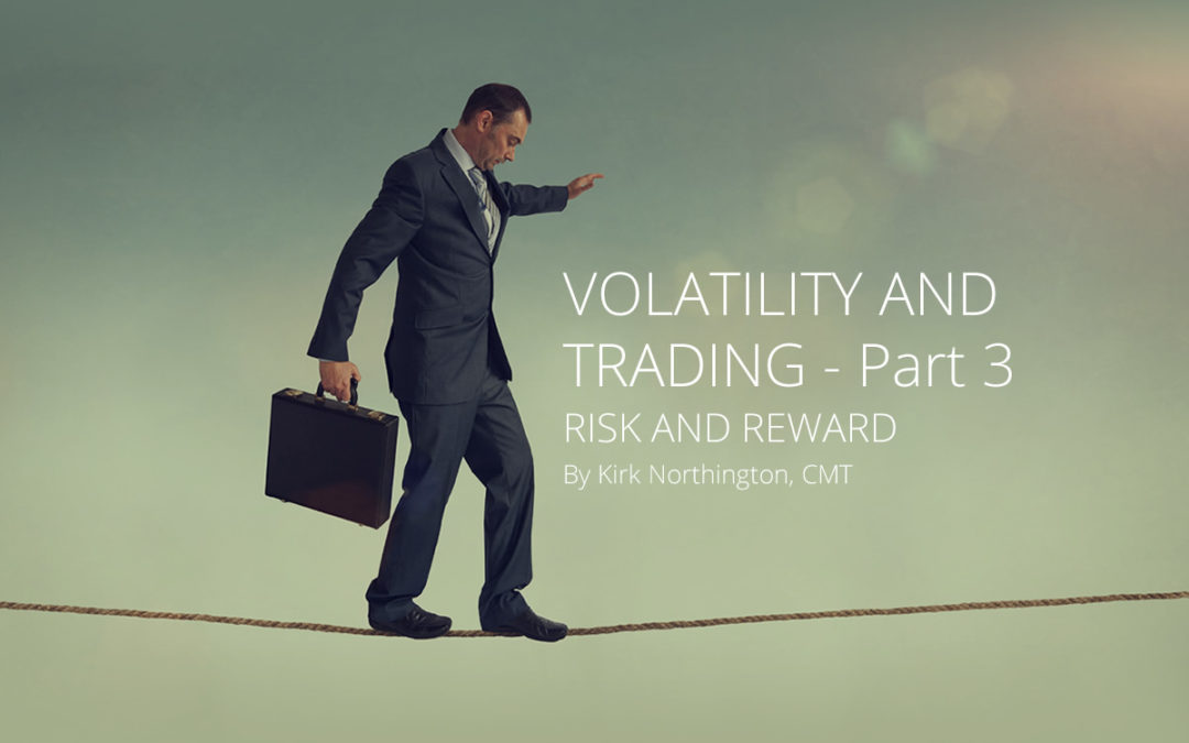 Risk And Reward – Volatility Trading Part 3