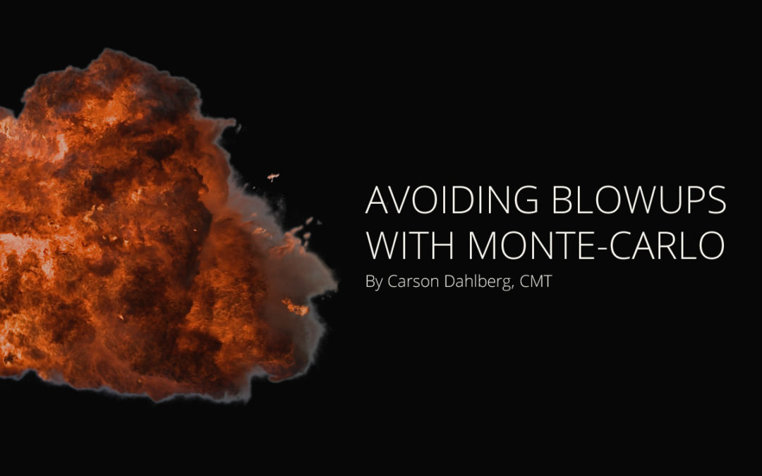 Avoiding Blowups with Monte-Carlo