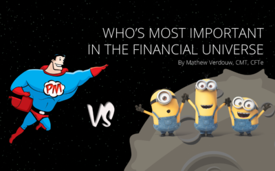 Who's most important in the Financial Universe?