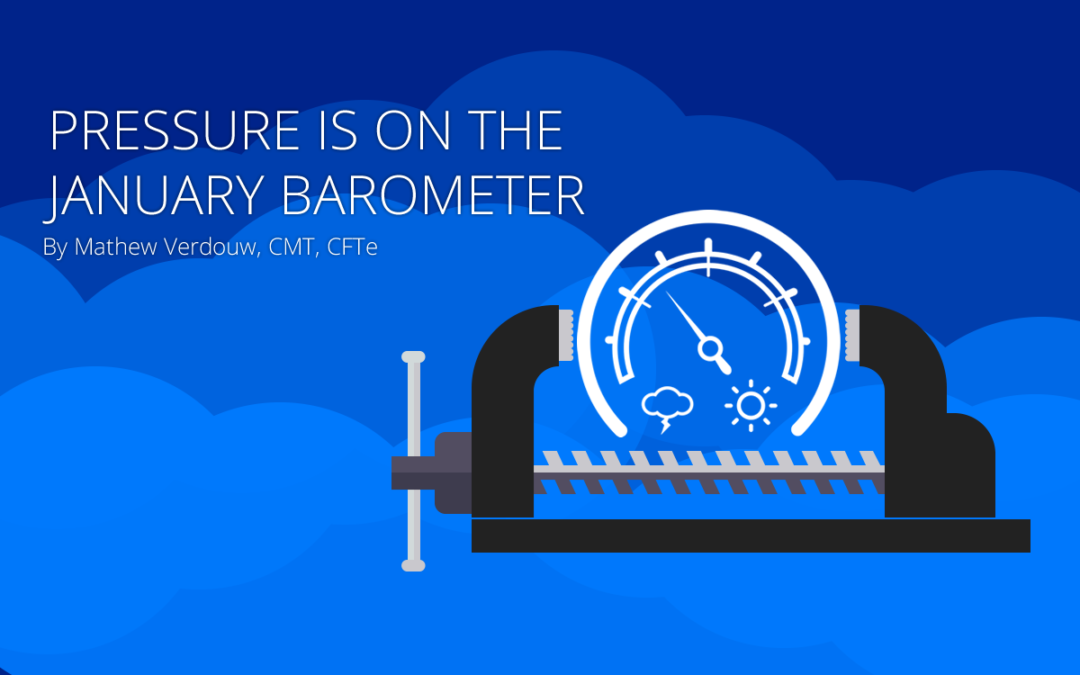 Pressure is on the January Barometer