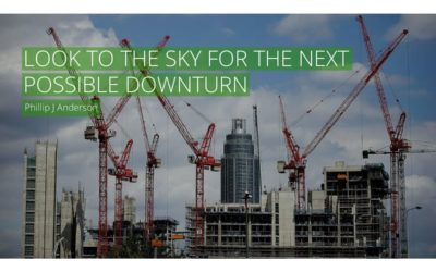 Look to the Sky For the Next Possible Downturn