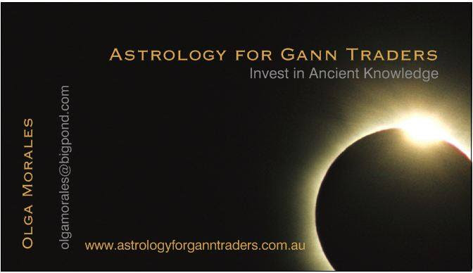 Astrology for Gann Traders